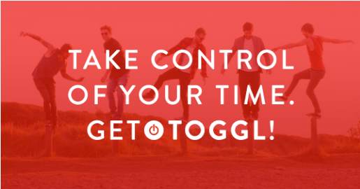 Toggl Landing Page Best Practice